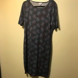 XL LuLaRoe dress